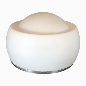 Italienische Opalglas Tischlampe von Pia Guidetti Crippa für Lumi, 1960er