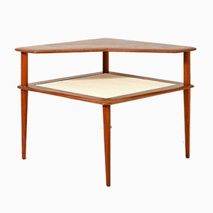 Minerva Teak Coffee Table by Peter Hvidt & Orla Mølgaard-Nielsen for France & Søn / France & Daverkosen, 1950s