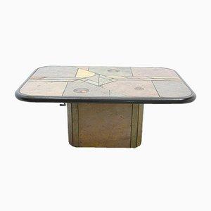 Coffee Table by Paul Kingma, 1980s