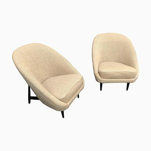 F815 Armchairs by Theo Ruth for Artifort, Netherlands, 1958, Set of 2