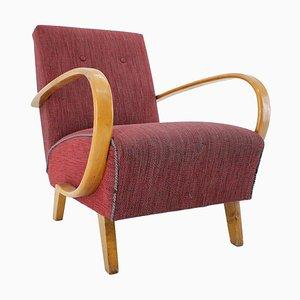 Armchair by Jindrich Halabala, 1950s