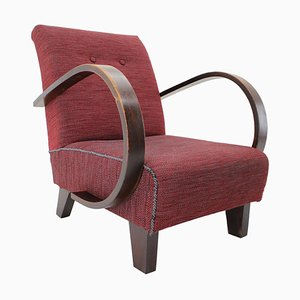Armchair by Jindrich Halabala, 1950s
