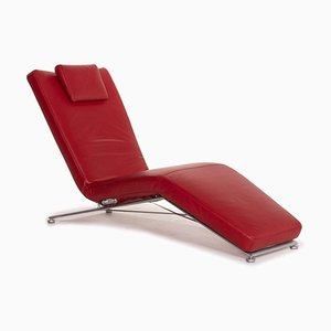 Red Jeremiah Lounger from Koinor