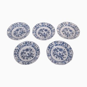 Plates Set from Meissen