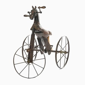 Horse & Tricycle Figure