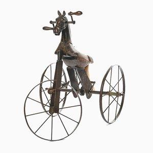 Pferd & Dreirad Abbildung