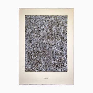 Jean Dubuffet, Dreams From Shows, Lithograph, 1959