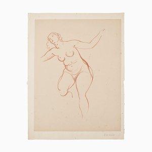André Derain, Akt, Lithographie, Frühes 20. Jahrhundert