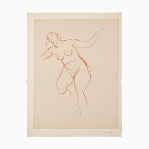 André Derain, Nude, Lithograph, Early 20th Century