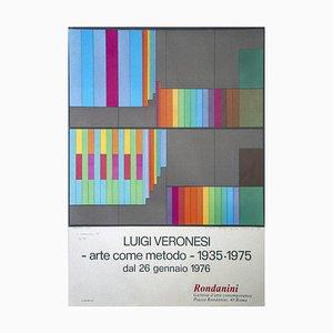 Luigi Veronesi, Plakat, 1976