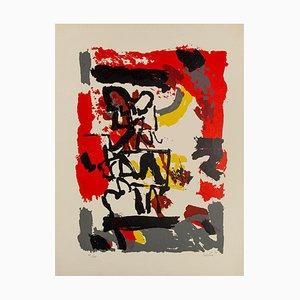 Antonio Scordia - Akt - Original Lithographie - 1945