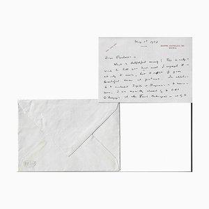 Iris Origo - Correspondence - 1957