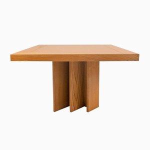 Esstisch im Stil von Carlo Scarpa