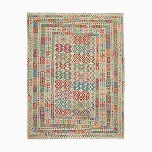 Mehrfarbiger Vintage Teppich