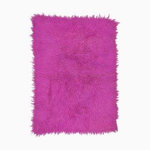 Vintage Pink Vintage Tulu Rug