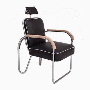 Art Deco Danish Armchair, 1950s