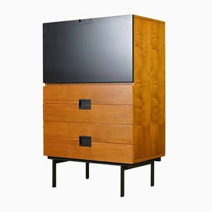 Cn07 Japanese Series Schreibtisch von Cees Braakman für Pastoe, 1960er
