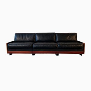 Model 920 Rosewood Sofa by Tobia & Afra Scarpa for Cassina, 1970s
