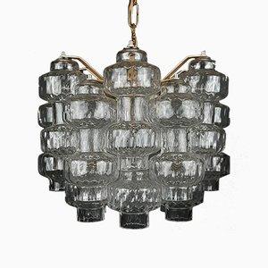Mid-century Murano Glass Chandelier, 1960s