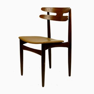 Danish Teak Model 178 Dining Chairs by Johannes Andersen for Bramin, 1960s, Set of 4