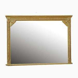 Victorian Gilt Mantelpiece Mirror
