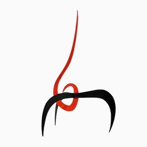 nach Alexander Calder, Scultura, 1970er