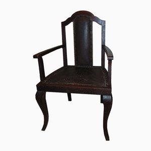 Antiker Schreibtischstuhl