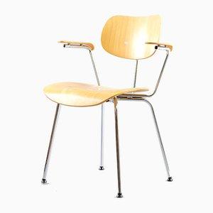 Mid-Century SE68 Armlehnstuhl von Egon Eiermann für Wilde + Spieth