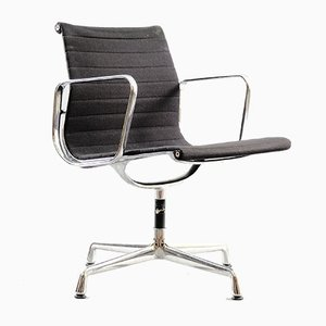Mid-Century Model EA 108 Aluminium Chair by Charles & Ray Eames for Herman Miller