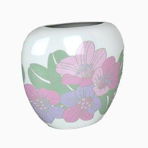 Porcelain Vase by Rosemonde Nairac for Rosenthal, 1970s