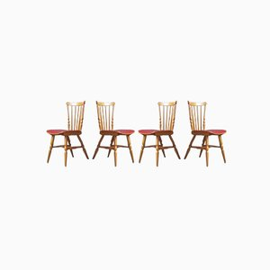 Dining Chairs from Baumann, 1960s, Set of 4