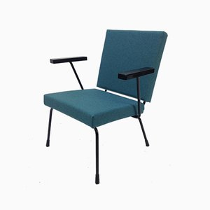 1401 Lounge Chair by Wim Rietveld for Gispen, 1950s