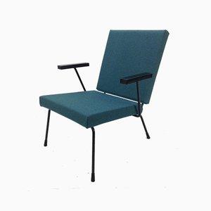 1407 Sessel von Wim Rietveld für Gispen, 1950er