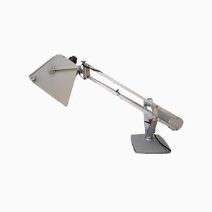 Industrielle Tischlampe von Hadrill & Horstmann, 1950er