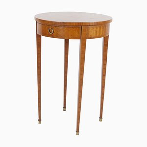 Side Table with Drawer, 1820s