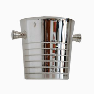 Christofle Silver-Plated Champagne Ice Bucket, 1980s