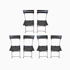 Dining Chairs by Marco Zanuso for Zanotta, 1980s, Set of 6