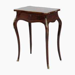 Tavolino in palissandro, Francia, inizio XIX secolo