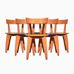 Dining Chairs by James Irvine for Cappellini, 1993, Set of 6