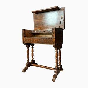 Napoleon III Schreibtisch aus Mahagoni