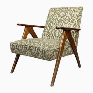 Mid-Century Scandinavian Armchair, 1950s