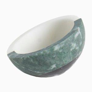Gae S Mehrfarbige Schale aus Marmor von Arthur Arbesser für MMairo