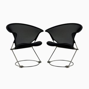 Lounge Chairs from Wilkhahn, 1990s, Set of 2