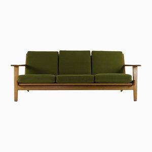 3-Sitzer Sofa von Hans Wegner für Getama, 1950er