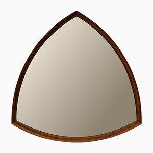 Danish Rosewood Mirror, Denmark, 1960s