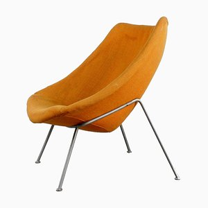 Little Oyster Lounge Chair by Pierre Paulin for Artifort, 1960s