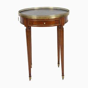 Mahogany Pedestal Table, France, 1850s