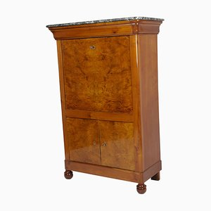 Cherry Secretaire, 1850s