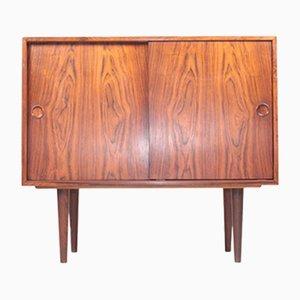 Rosewood Cabinet by Kai Kristiansen for Feldballe, 1960s