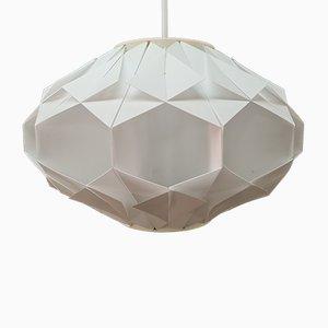 Facett Lampe von Lars Eiler Schiøler für Hoyrup light, 1968